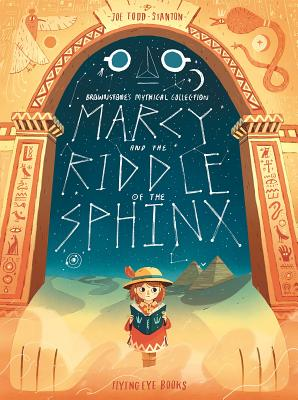 Marcy and the Riddle of the Sphinx Cover Image