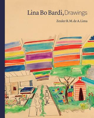 Lina Bo Bardi, Drawings Cover Image