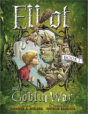 Elliot and the Goblin War Cover