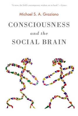 Cover for Consciousness and the Social Brain