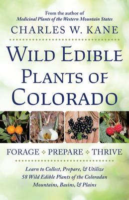 Wild Edible Plants of Colorado Cover Image
