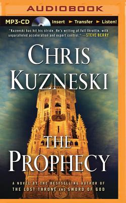 Cover for The Prophecy (Payne & Jones #5)