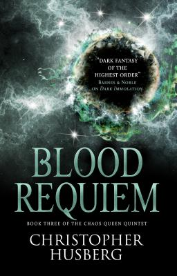 Chaos Queen - Blood Requiem (Chaos Queen 3) Cover Image