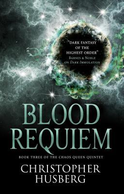 Chaos Queen - Blood Requiem (Chaos Queen 3) Cover Image