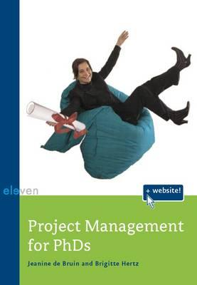 Project Management for PhDs Cover Image