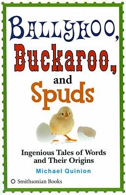 Ballyhoo, Buckaroo, and Spuds Cover