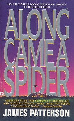 Along Came a Spider Cover