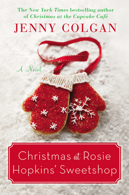 Christmas at Rosie Hopkins' Sweetshop: A Novel Cover Image
