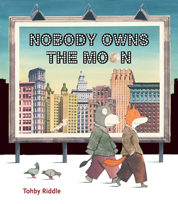 Nobody Owns the Moon Cover Image