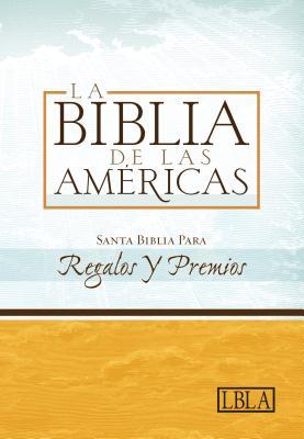 LBLA Biblia para Regalos y Premios, tapa suave Cover Image