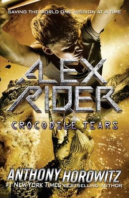 Crocodile Tears (Alex Rider #8) Cover Image