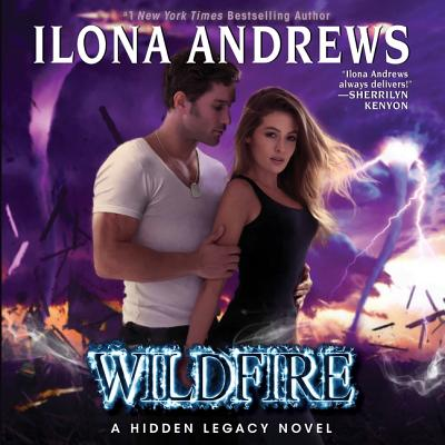 Wildfire Lib/E: A Hidden Legacy Novel Cover Image