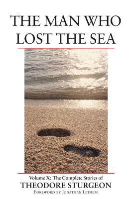 The Man Who Lost the Sea Cover