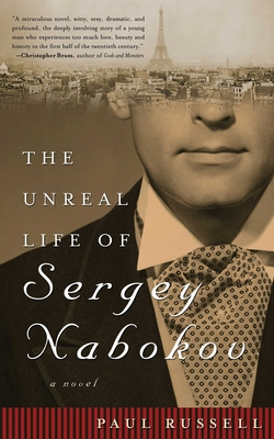 The Unreal Life of Sergey Nabokov Cover