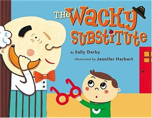 The Wacky Substitute Cover