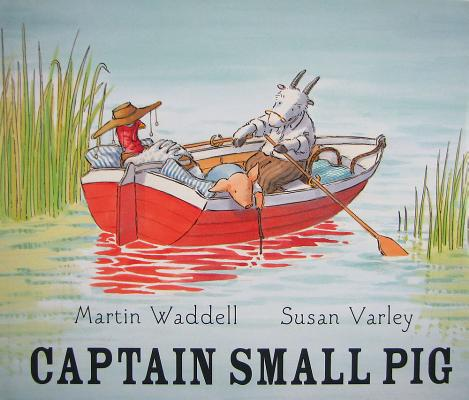 Captain Small Pig Cover