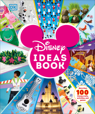 Disney Ideas Book by DK