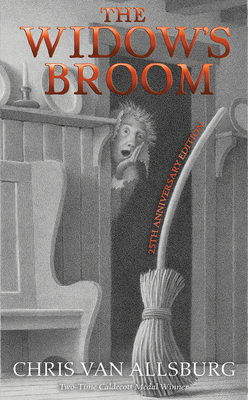 The Widow's Broom (25th Anniversary Edition) Cover Image