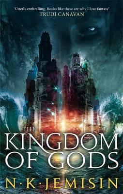Cover for Kingdom of Gods