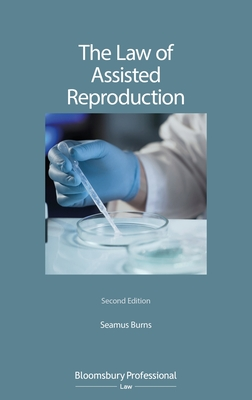 The Law of Assisted Reproduction Cover Image