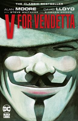 V for Vendetta Cover Image