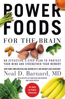 Cover for Power Foods for the Brain