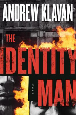The Identity Man Cover