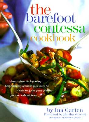 The Barefoot Contessa Cookbook Cover