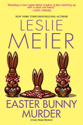 Easter Bunny Murder (A Lucy Stone Mystery #19) Cover Image