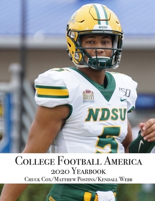 College Football America 2020 Yearbook Cover Image