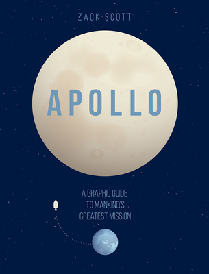 Apollo: A Graphic Guide to Mankind's Greatest Mission Cover Image
