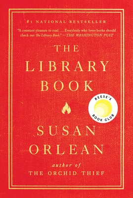 The Library Book Susan Orlean, S&S, $16.99,