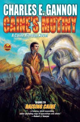 Caine's Mutiny (Caine Riordan #4) Cover Image