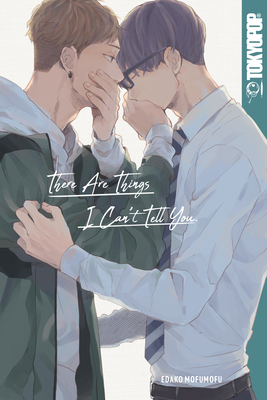 There Are Things I Can't Tell You, 1 Cover Image