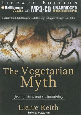 The Vegetarian Myth Cover