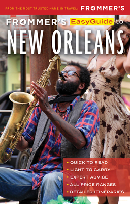 Frommer's Easyguide to New Orleans Cover Image
