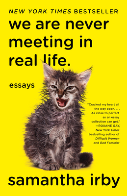 We Are Never Meeting in Real Life.: Essays Cover Image