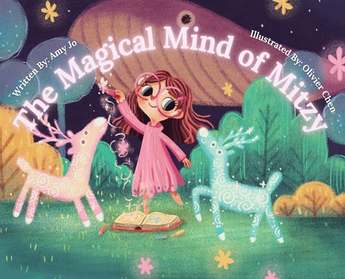 The Magical Mind of Mitzy Cover Image