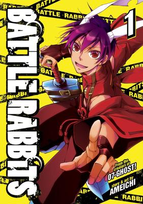 Battle Rabbits Vol. 1 Cover