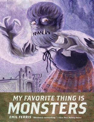 My Favorite Thing Is Monsters Vol. 2 Cover Image