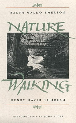 nature and walking paperback boswell book company nature and walking cover image