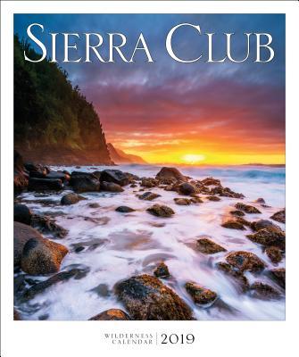 Sierra Club Wilderness Calendar 2019 Cover Image