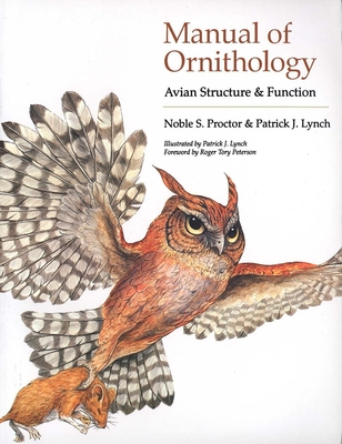 Manual of Ornithology Cover