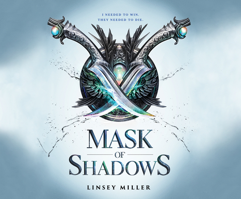 Mask of Shadows Cover Image