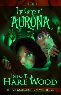Cover for Into the Hare Wood