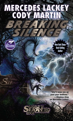 Breaking Silence (Serrated Edge #10) Cover Image