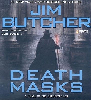 Death Masks Cover Image