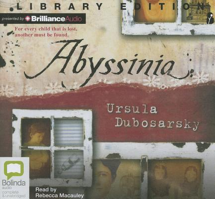Abyssinia Cover Image