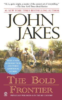 Cover for The Bold Frontier