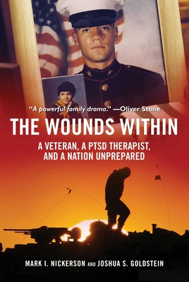 The Wounds Within: A Veteran, a PTSD Therapist, and a Nation Unprepared Cover Image